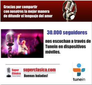Super Clasica 30000