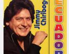 Jimmy Chiriboga, representación de Ecuador en el universo de la balada
